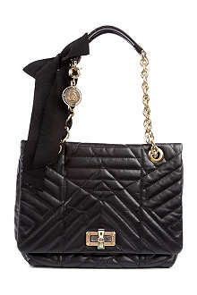 LANVIN Happy quilted shoulder bag