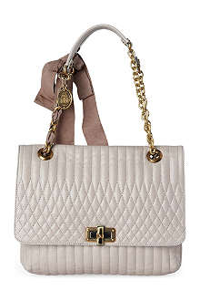 LANVIN Happy quilted medium shoulder bag