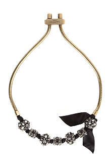 LANVIN Metropolis necklace