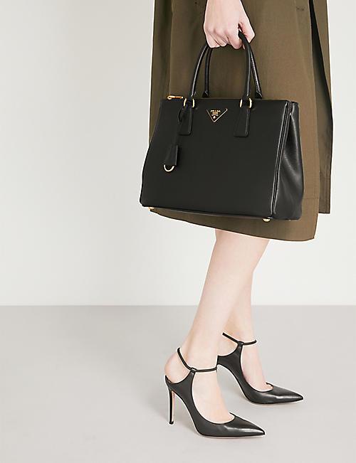 PRADA Galleria Saffiano large leather tote