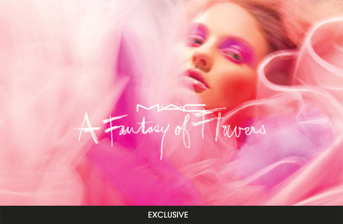 Mac - A Fantasy Of Flowers