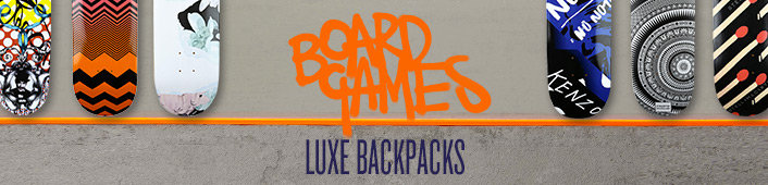 Board Games -  Luxe Backpacks