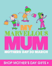 My Marvellous Mum - Mother's Day 30th March