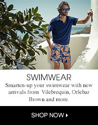 Men's swimwear edit