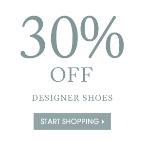 30% OFF DESIGNER SHOES