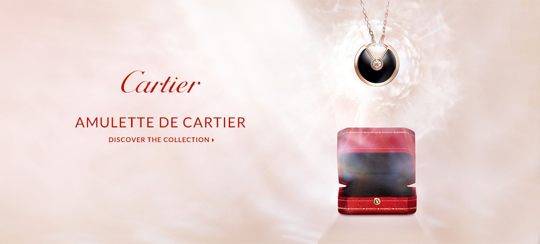 Amulette De Cartier - discover the fine jewellery collection - discover the collection