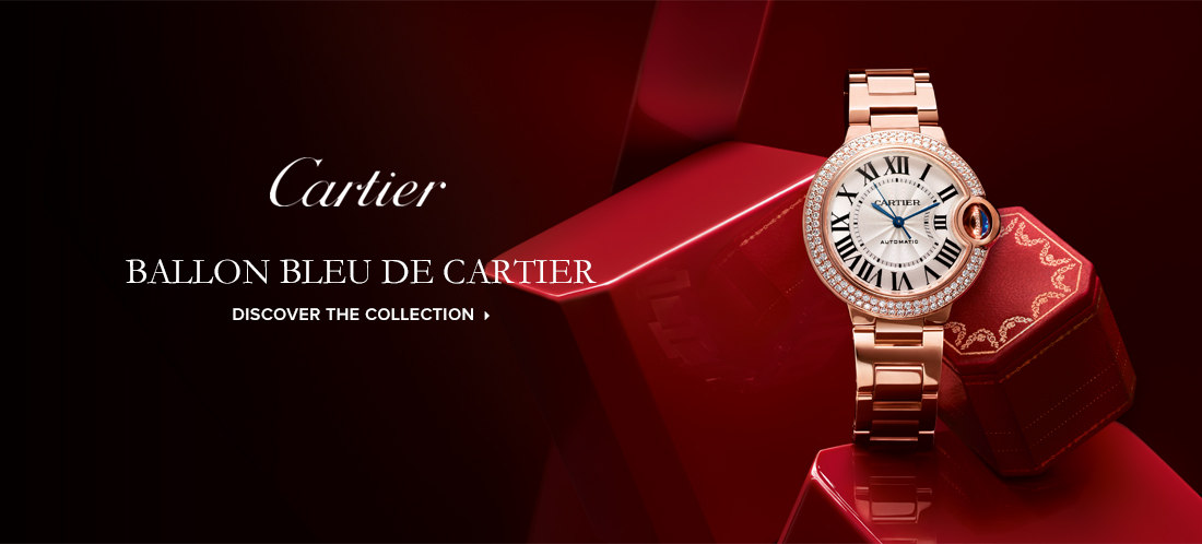 Ballon Bleu De Cartier - discover the Ballon Bleu De Cartier collection - discover the collection
