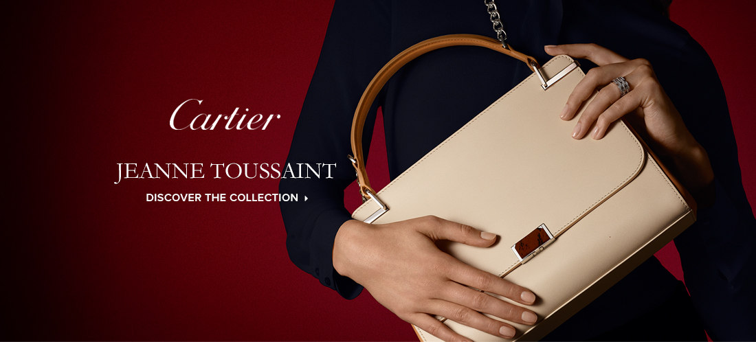 Louis Cartier - discover the accessories - discover the collection