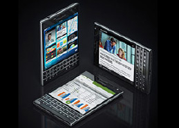 EXCLUSIVE: BLACKBERRY PASSPORT