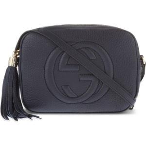 Soho leather cross-body bag