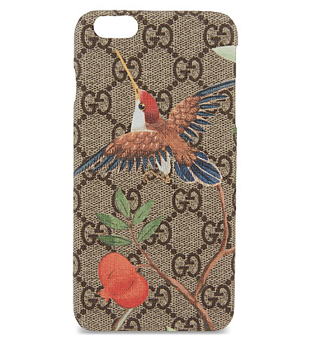 GUCCI Garden print iphone 6 plus case (Multi