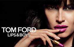 Sign up now: Tom Ford Lips & Boys