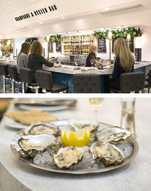Champagne & Oyster Bar