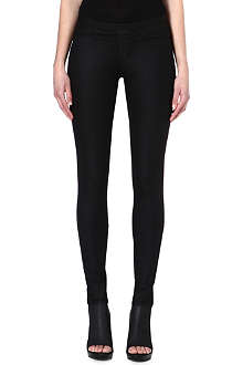 HELMUT LANG Cotton-blend leggings