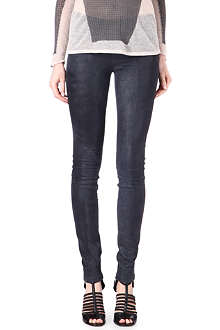 HELMUT LANG Leather leggings