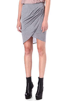 HELMUT LANG Gathered skirt