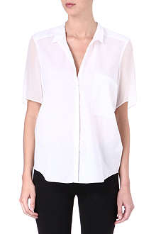 HELMUT LANG Panelled top