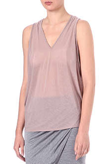 HELMUT LANG V-neck top