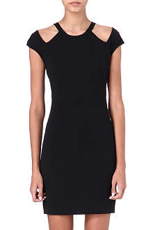 HELMUT LANG Cut-out bodycon dress