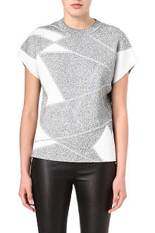 HELMUT LANG Geometric top