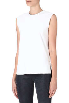 HELMUT LANG Ravel sleeveless top