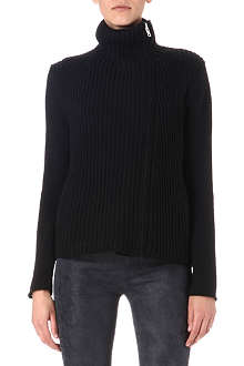 HELMUT LANG Chunk zip-up jumper