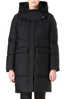 HELMUT LANG Quilted padded coat