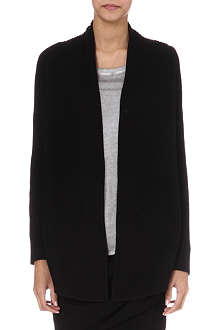 HELMUT LANG Plush wool-blend cardigan