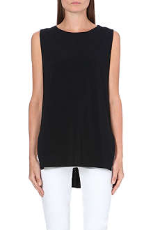 HELMUT LANG Faint stretch-jersey top