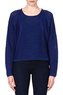 HELMUT LANG Knitted cotton jumper