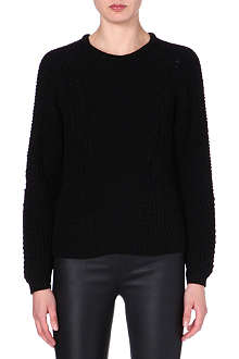 HELMUT LANG Knitted long-sleeved jumper
