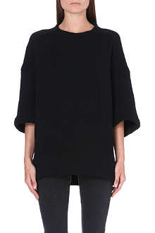 HELMUT LANG Dropped shoulder sweatshirt