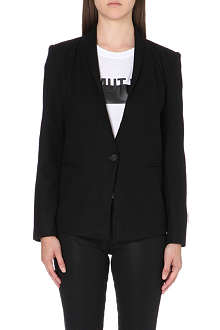 HELMUT LANG Tailored wool jacket