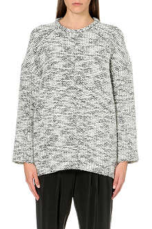 HELMUT LANG Oversized knitted jumper