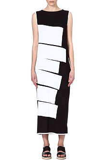HELMUT LANG Litho-print jersey dress