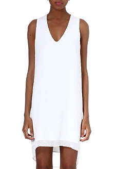 HELMUT LANG Breeze crepe dress