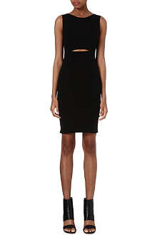 HELMUT LANG Gala jersey dress