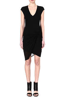 HELMUT LANG Jersey dress