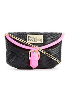 PAUL'S BOUTIQUE Belt and pouch
