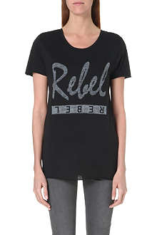 ZOE KARSSEN Rebel t-shirt