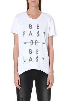 ZOE KARSSEN Be Fast t-shirt