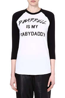 DIME PIECE Pharrell babydaddy t-shirt