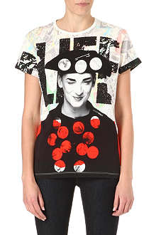DAVID BAILEY Boy George t-shirt