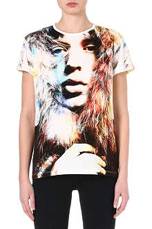 DAVID BAILEY Mick Jagger t-shirt