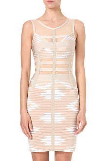 FOREVER UNIQUE Amber bandage dress