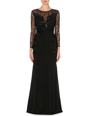 FOREVER UNIQUE Tasha lace dress