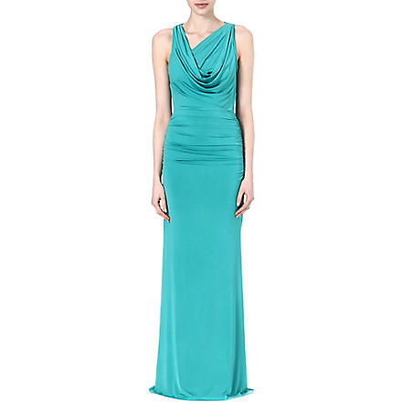 FOREVER UNIQUE Simona dress (Turquoise