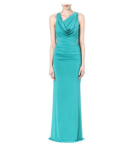 FOREVER UNIQUE Simona dress (Turquoise