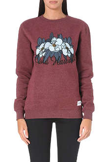 A QUESTION OF Cold Hawaii sweatshirt