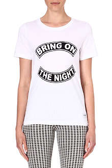 A QUESTION OF Bring On the Night t-shirt